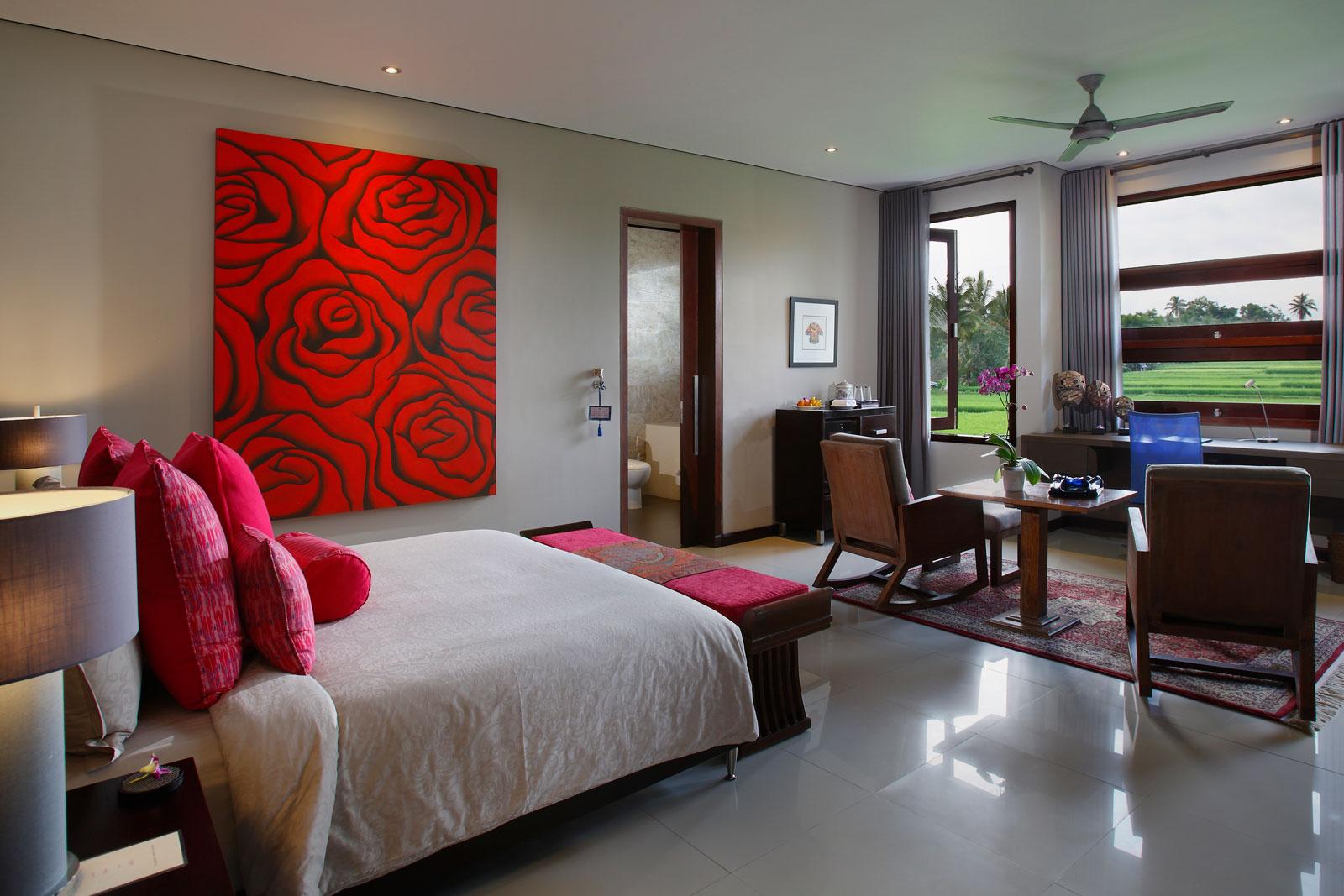 Accommodatie – padi sky loft twee slaapkamer – luxe villas bali