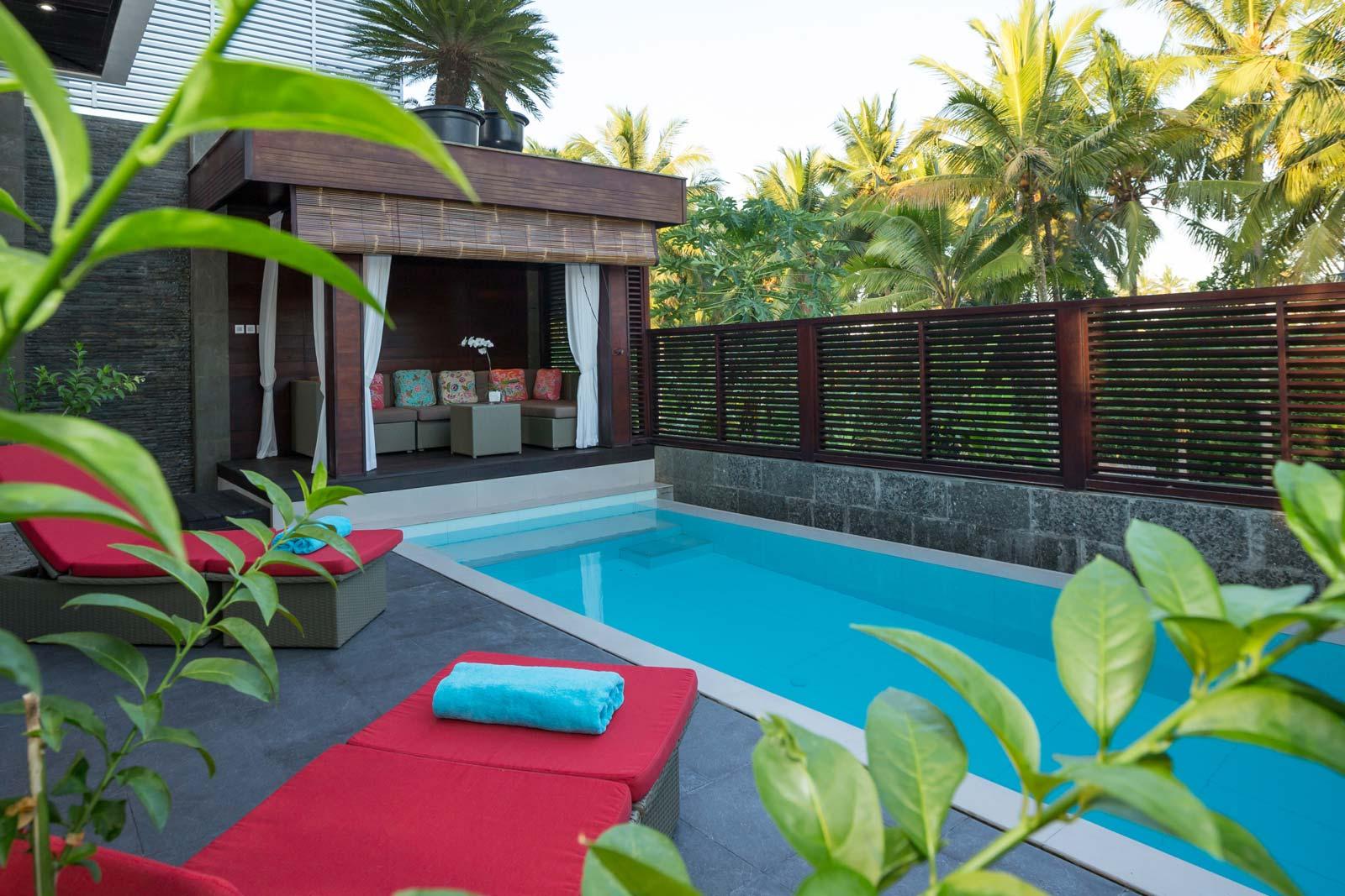 Hebergement Bali Villas De Luxe