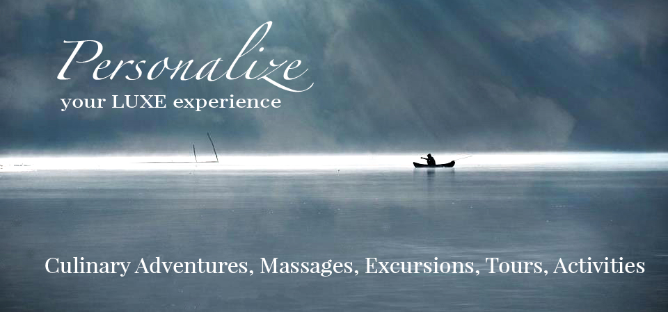 personalize you LUXE experience2